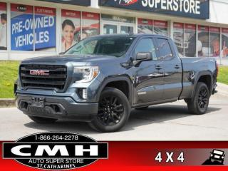 Used 2019 GMC Sierra 1500 Elevation  CAM P/SEAT HTD-S/W TOW 20-AL for sale in St. Catharines, ON