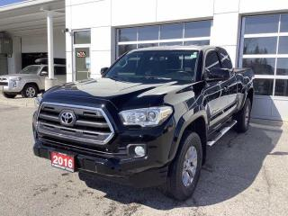 Used 2016 Toyota Tacoma 4WD Access Cab V6 Auto SR5 for sale in North Bay, ON