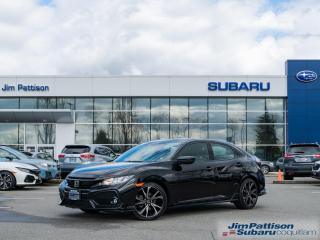 Used 2017 Honda Civic Sport w/Honda Sensing for sale in Port Coquitlam, BC