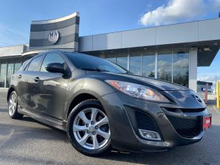 Used 2011 Mazda MAZDA3 Sport GT SPORT HB 2.5L AUTO SUNROOF 120KM for sale in Langley, BC