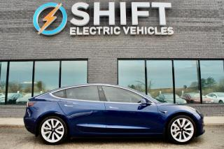 Used 2019 Tesla Model 3 DUAL MOTOR AWD FULL SELF DRIVE, CARFAX CLEAN! for sale in Oakville, ON