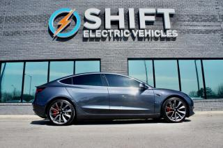 Used 2020 Tesla Model 3 PERFORMANCE AUTOPILOT, TRACK MODE, CARFAX CLEAN! for sale in Oakville, ON