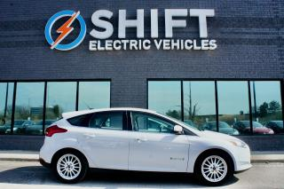 Used 2018 Ford Focus ELECTRIC REAR VIEW CAMERA, NAVIGATION for sale in Oakville, ON