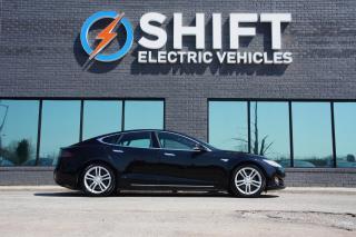 Used 2015 Tesla Model S 90D AUTOPILOT, PREMIUM PKG, CARFAX CLEAN for sale in Oakville, ON