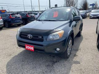 Used 2008 Toyota RAV4 Sport for sale in Waterloo, ON