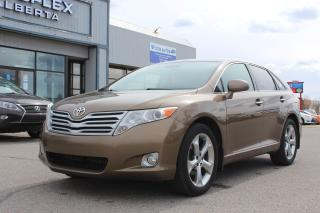 Used 2010 Toyota Venza 4X4 V6 for sale in Calgary, AB