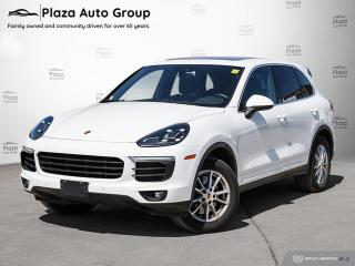 Used 2018 Porsche Cayenne Base for sale in Orillia, ON