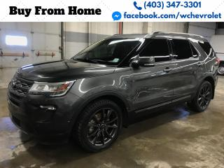 Used 2019 Ford Explorer XLT for sale in Red Deer, AB