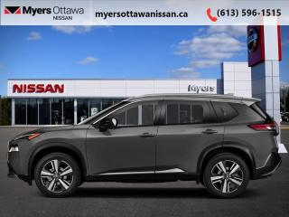 New 2021 Nissan Rogue Platinum  - Premium Package for sale in Ottawa, ON