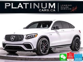 Used 2019 Mercedes-Benz GL-Class AMG GLC63 S,Coupe,4 MATIC+,DRIVERS AST, NIGHT PKG for sale in Toronto, ON