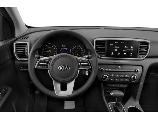 2021 Kia Sportage EX S
