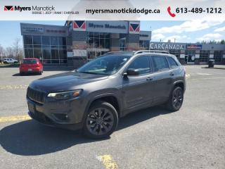 New 2021 Jeep Cherokee 80th Anniversary  - Navigation - $257 B/W for sale in Ottawa, ON