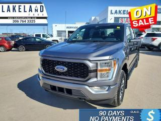 Used 2021 Ford F-150 XL  - STX Package - Cruise Control - $314 B/W for sale in Prince Albert, SK