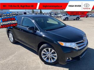 Used 2014 Toyota Venza 4DR WGN AWD for sale in High River, AB