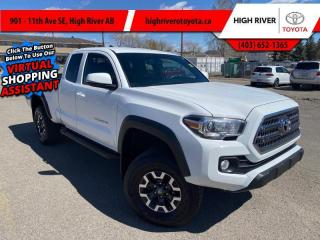 Used 2017 Toyota Tacoma TRD Off Road  - Heated Seats for sale in High River, AB