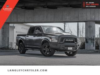 New 2021 RAM 1500 Classic Warlock  - Aluminum Wheels for sale in Surrey, BC