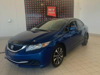 Used 2013 Honda Civic EX Financement disponible for sale in Terrebonne, QC