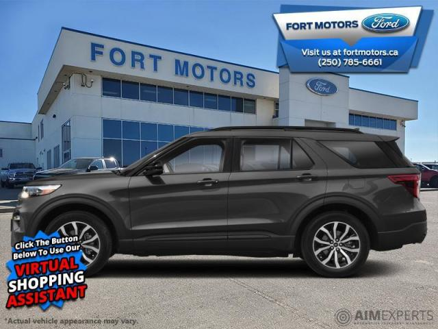 2021 Ford Explorer ST  - Leather Seats -  Cooled Seats - $448 B/W