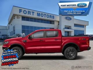 New 2021 Ford Ranger Lariat  - Navigation -  SYNC3 - $363 B/W for sale in Fort St John, BC