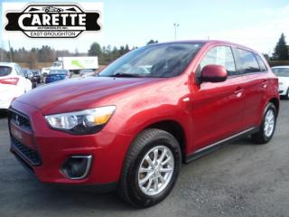 Used 2013 Mitsubishi RVR SE AWD for sale in East broughton, QC