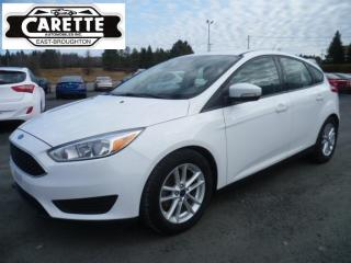 Used 2016 Ford Focus SE for sale in East broughton, QC