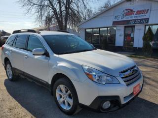 Used 2014 Subaru Outback 2.5i Convenience Package for sale in Barrie, ON
