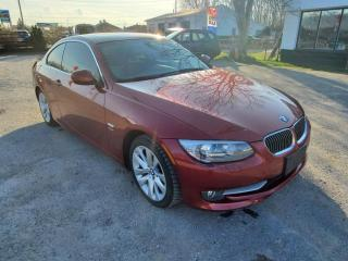 Used 2013 BMW 3 Series 328i xDrive for sale in Barrie, ON