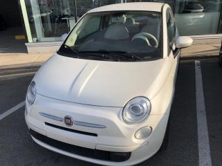 Used 2012 Fiat 500 2dr HB Pop,A/C,RADIO AM/FM,PORTES ELEC for sale in Mirabel, QC
