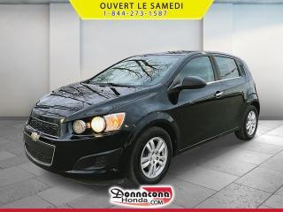 Used 2012 Chevrolet Sonic LT *GARANTIE 1 AN / 20 000 KM* for sale in Donnacona, QC