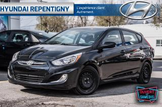Used 2017 Hyundai Accent 5dr HB Auto SE** TOIT OUVRANT* MAGS* BLUETOOTH for sale in Repentigny, QC