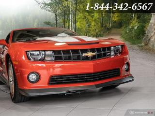 Used 2010 Chevrolet Camaro COUPE 2SS | LOW KMS | SUNROOF | SHOWROOM CONDITION for sale in Oakville, ON