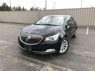 Used 2016 Buick LaCrosse PREMIUM for sale in Cayuga, ON