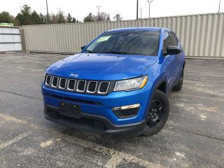 Used 2018 Jeep Compass Sport 2WD for sale in Cayuga, ON
