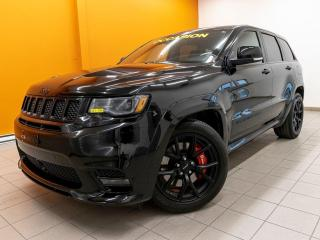 Used 2020 Jeep Grand Cherokee SRT 4X4 RÉG ADAPT ALERTES NAVIGATION *TOIT PANO* for sale in Mirabel, QC