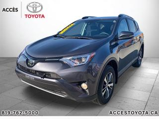 Used 2018 Toyota RAV4 AWD XLE for sale in Rouyn-Noranda, QC
