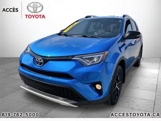 Used 2016 Toyota RAV4 AWD SE for sale in Rouyn-Noranda, QC