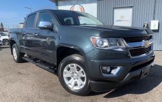 Used 2017 Chevrolet Colorado ***Z71,4X4,CREW,CUIR,AUTOMATIQUE,AUBAINE for sale in Longueuil, QC