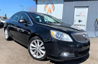 Used 2012 Buick Verano **1SL+CUIR+TOIT** for sale in Longueuil, QC