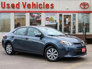 Used 2016 Toyota Corolla LE  4 Brand New Tire, Brand New Front Rotors for sale in North York, ON