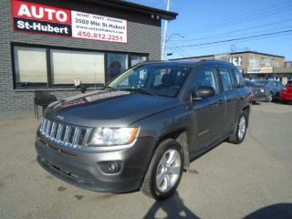Used 2011 Jeep Compass 4x4 for sale in St-Hubert, QC