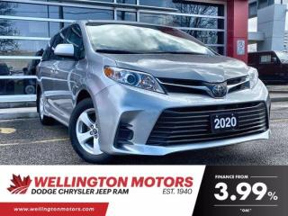 Used 2020 Toyota Sienna LE >> 8 Passenger >> FWD !! for sale in Guelph, ON
