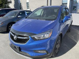 Used 2017 Buick Encore Sport Touring for sale in Sherbrooke, QC