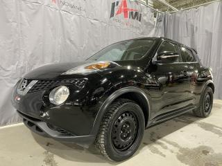 Used 2015 Nissan Juke 5dr Wgn CVT SV AWD for sale in Rouyn-Noranda, QC
