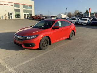 Used 2017 Honda Civic 4dr CVT EX for sale in Rouyn-Noranda, QC