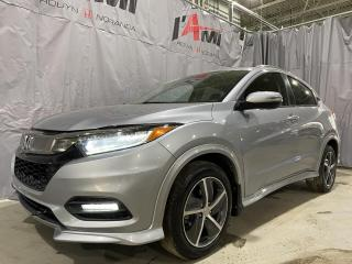 Used 2019 Honda HR-V Touring AWD CVT for sale in Rouyn-Noranda, QC