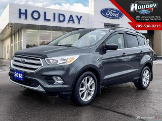 Used 2018 Ford Escape SE for sale in Peterborough, ON