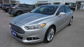 Used 2014 Ford Fusion SE for sale in New Hamburg, ON