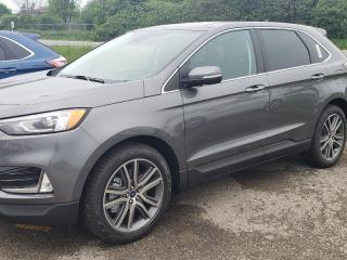 New 2021 Ford Edge Titanium for sale in New Hamburg, ON
