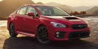Used 2018 Subaru WRX SPORT for sale in Barrie, ON
