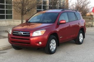 Used 2007 Toyota RAV4 LIMITED  for sale in Brampton, ON